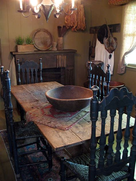 primitive dining room tables best primitive dining room furniture contemporary home