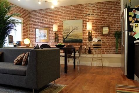 Color Shades For Walls 20 stylish ideas for brick wall covering in modern