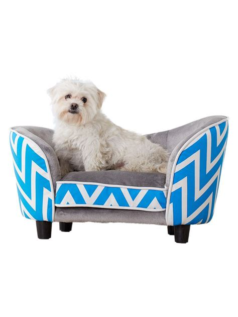 chevron dog bed chevron snuggle bed by enchanted home pet at gilt on