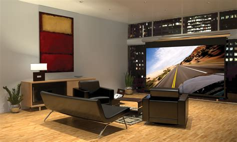 bid up tv studiomorado cuarto de entretenimiento entertainment room