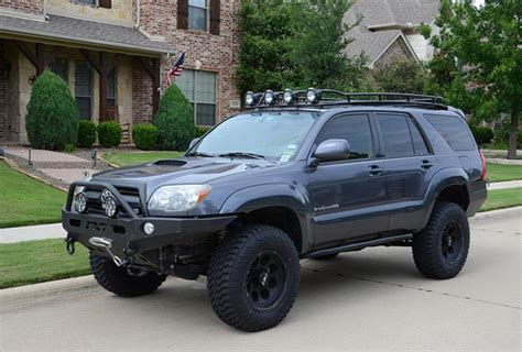 2007 Toyota Four Runner 2007 Toyota 4runner Information And Photos Zombiedrive