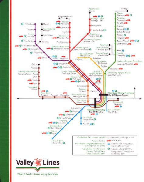 lines map valley lines network map by walesrallyart on deviantart