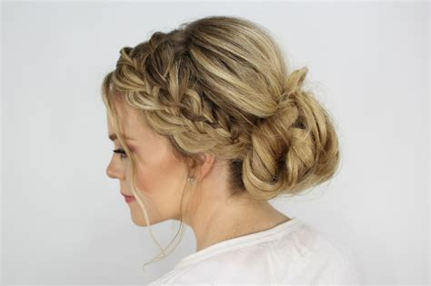 easy wear messy french bob cuts cute and easy casual hairstyles for long hair 2017