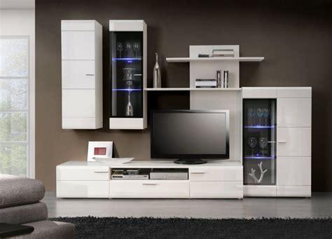estanterias  salon saln en blanco  muebles brimnes