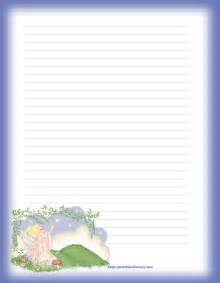 Printable Letter Writing Paper 9 Best Images Of Free Printable Lined Letter Paper Free