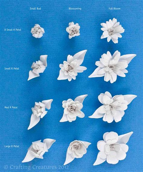 Crafting Paper Flowers - quilling crafting creatures page 5