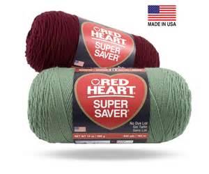 redheart yarn colors made in usa yarns