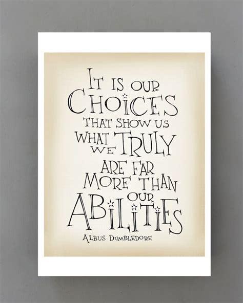 printable dumbledore quotes quotesgram harry potter quote print albus dumbledore quote quot it is