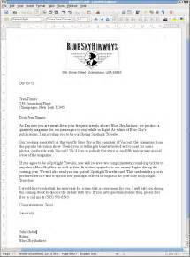 Business Letter In Word Business Document Format New Blog