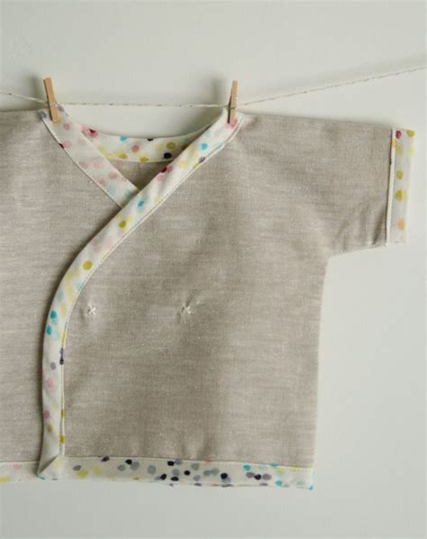 cute yukata pattern neugeborenen wickelshirt n 228 hen newborn kimono shirt n 228 hen