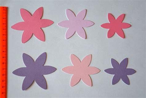 fiori di cartoncino fiori in cartoncino su misshobby