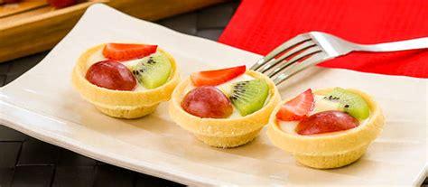 membuat kue tart mini tart buah mini resep dari dapur kobe