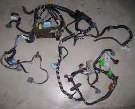 fs   civic  dash wire harness   honda tech