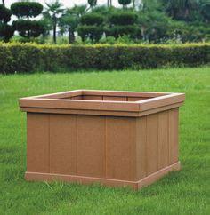 Trex Planter Box by 1000 Images About Wpc Planter Pot Flower Box Suppliers