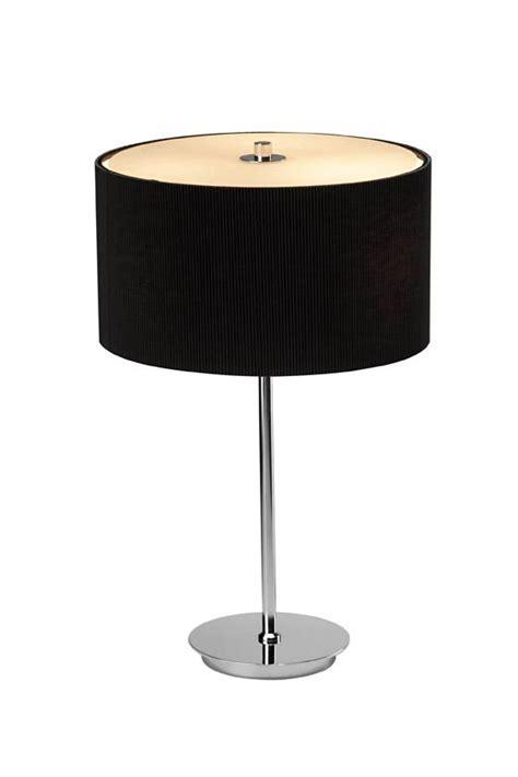 Table L Black Shade by Dar Lighting Zaragoza Range Black Table Floor L Wall Ceiling Light Shade