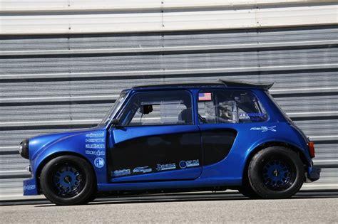 full custom classic mini r7 carbon and cars