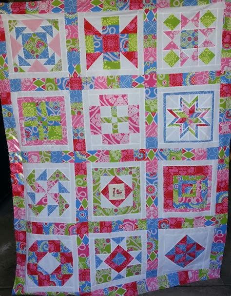 Patchwork Block Of The Month - 25 best ideas about block of the month on