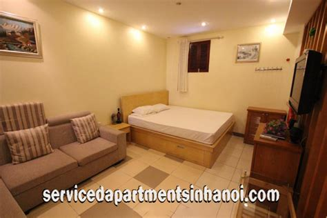 cheap one bedroom apartment rental in nguyen du street