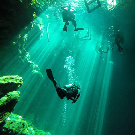 dive scuba cenote yucatan mexico scuba dive jpg