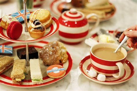 Themed Afternoon Tea London | london themed afternoon tea for two at biscuiteers