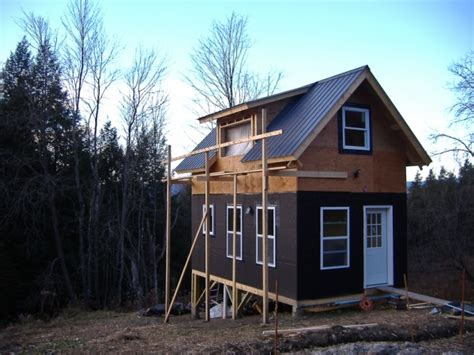 building a home in vermont vermont tiny houses workshop
