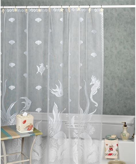 Sheer Shower Curtain Furniture Ideas Deltaangelgroup