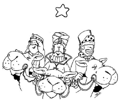 imagenes de los reyes magos en caricatura reyes magos caricaturizados