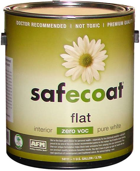 afm safecoat zero voc custom color paint zero voc non toxic paint green building supply