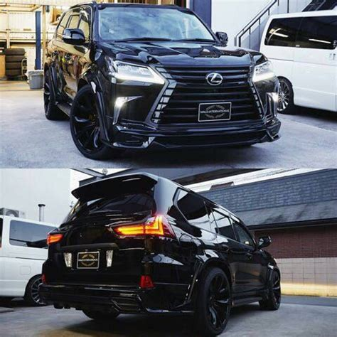 wald lexus lx570 wald lexus lx 570 coches cars luxury cars