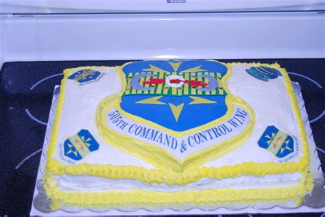 air force change of command cake cakecentral com