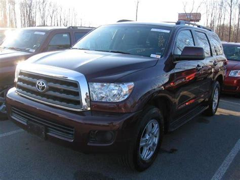 2009 Toyota Sequoia For Sale 2009 Toyota Sequoia Photos 4 7 Gasoline Automatic For Sale