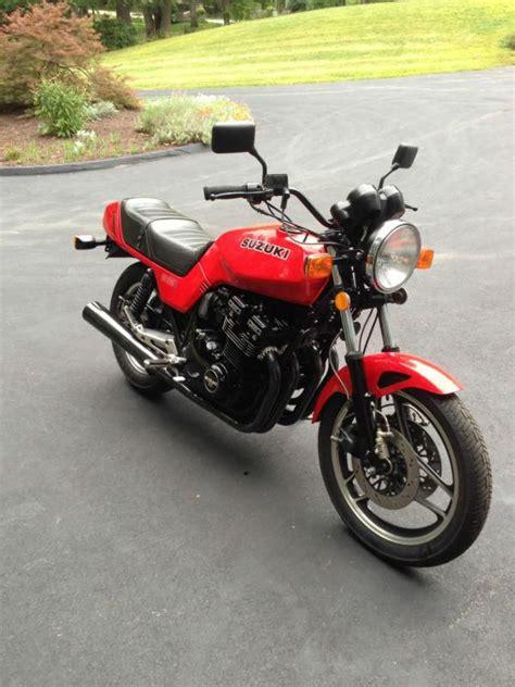 1983 Suzuki Gs1100e 1983 Suzuki Gs1100e Ed Unrestored For Sale On 2040 Motos