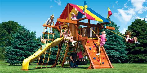 Backyard Playworld by Backyard Playworld Omaha Lincoln Nebraska Rainbow Play Sets