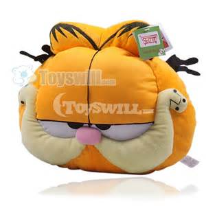 cuddly garfield stuffed toys garfield plush toys pillow 38cm