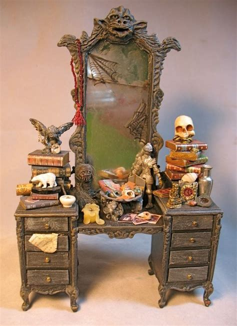 17 best images about miniature nostalgia on pinterest 17 best images about haunted dollhouse project gothic