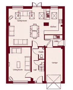 family home plans floor shaped house plans with garage further small modern house floor plan
