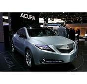Its Official Acura ZDX Will Be Produced For 2010