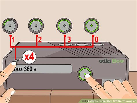 7 Tips On Repairing An Xbox 360 Rrod by How To Fix An Xbox 360 Not Turning On With Pictures