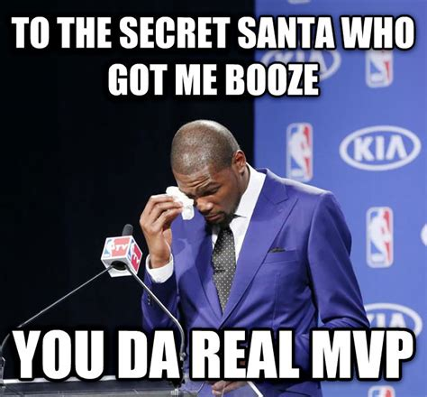 Secret Santa Meme - livememe com you da real mvp