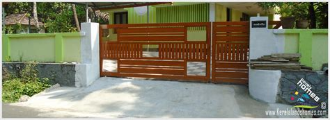 contemporary gate designs for homes modern homes gate design keralareal estate kerala free
