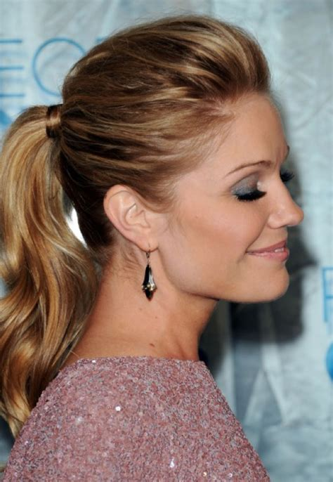 hairstyle ideas ponytail cute ponytail hairstyle ideas wedding ideas wedding