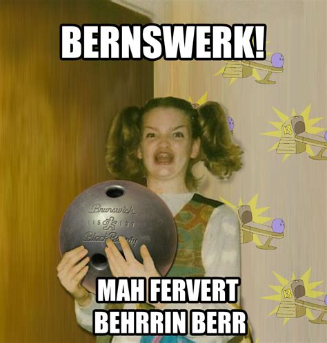 Ermahgerd Happy Birthday Meme - bernswerk ermahgerd know your meme