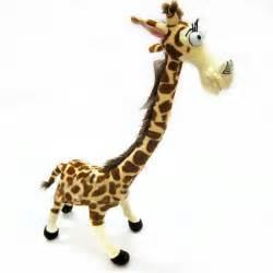 Melman a girafa de madagascar de pel cia