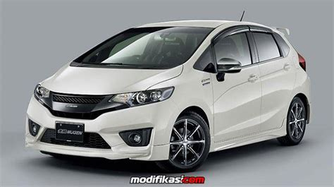 Bodykit Add On Mugen Jazz Gk5 2014 2016 Up Hqf By Charis Auto Jazz baru pusat aksesoris bodykit all new jazz gk5 2014 up