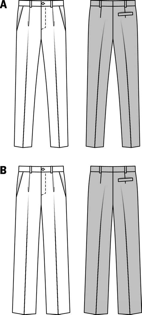 pattern review pattern sales burda 7022 men s pants