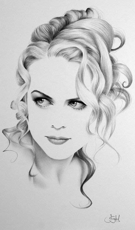 Kidman Looks Like A Pencil by 17 Best Images About Pencil Drawings On