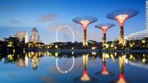 Politics In An Arabian Oasis The Rashidis Of Saudi Arabia solar powered supertrees at singapore s gardens by the