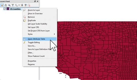 Qgis Tutorial Mango | how to remove unwanted regions from your map data