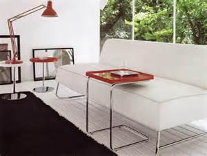 table bout de canap tray sofa calligaris calligaris
