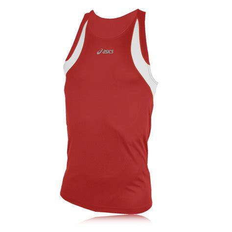 Singlet Iguana Mens Sleeveles 100 Original asics volt mens running sports sleeveless singlet vest top new ebay